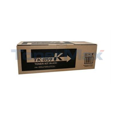 COPYSTAR CS-400CI CS-500CI TONER KIT BLACK